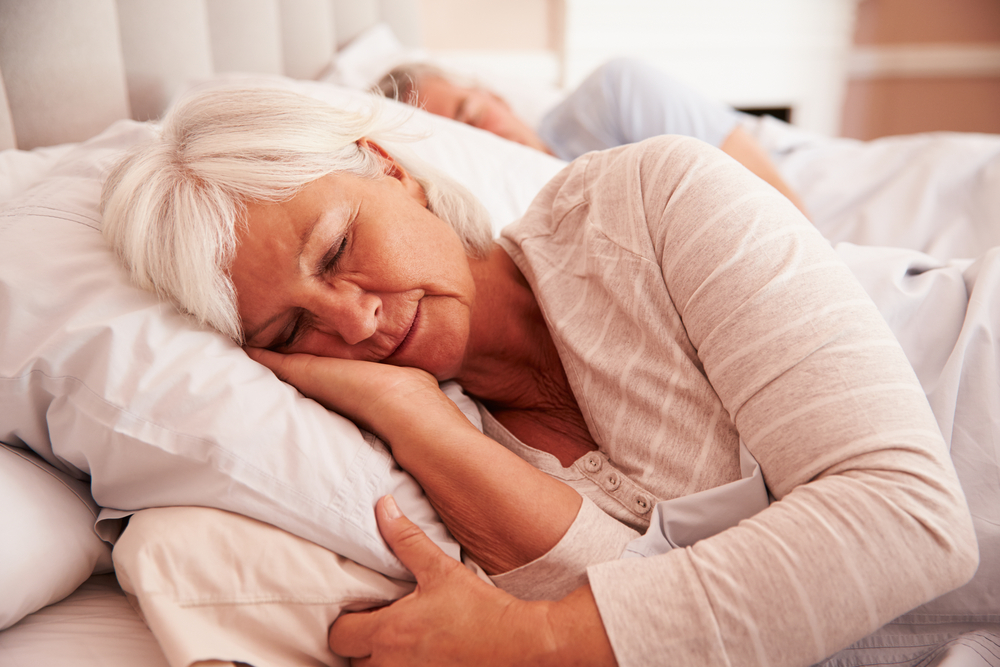 dicas sobre sono na terceira idade